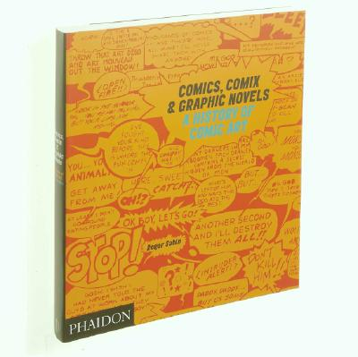 Comics, Comix & Graphic Novels By Sabin, Roger
