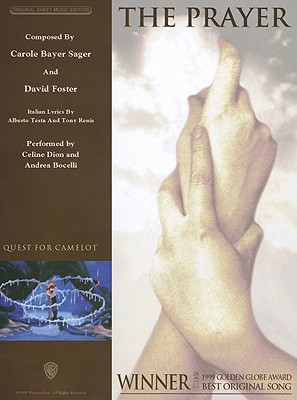 The Prayer By Dion, Celine/ Bocelli, Andrea